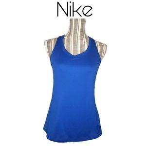 Nike Blue Dri Fit Size Medium